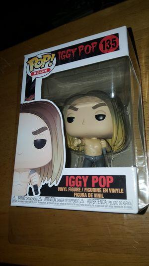 IGGY POP FUNKO ROCKS POP #135 for Sale in Montebello, CA