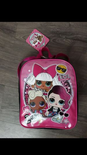 BRAND NEW! LOL SURPRISE MINI BACKPACK! 😍 ABSOLUTELY ADORABLE!! for Sale in West Covina, CA