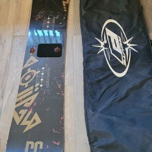 Snowboard 163cm and Bag for Sale in San Diego, CA