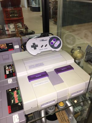 Super Nintendo for Sale in East Haven, CT