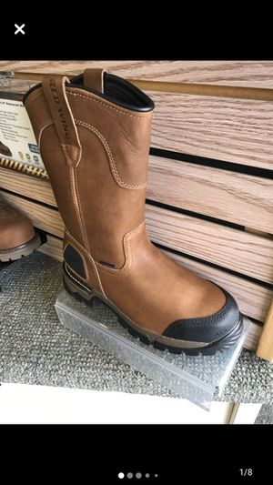Brand new Red Wing Boots. Size 10 Men for Sale in Salinas, CA