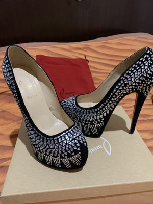Louboutin High heel stiletto for Sale in Miami, FL