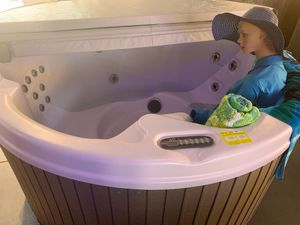 Labor Day Spa and Hot Tub Deal Of Day!! D1 $Deal of the Day Labor Day only $ 3695. Plus delivery$200 and tax 7.8 % tax. Normally $5995 on Tuesday! for Sale in Chandler, AZ