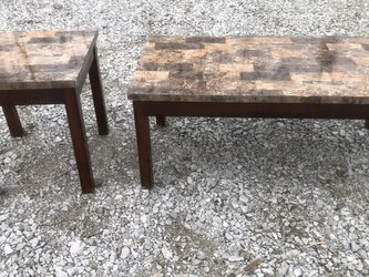 STURDY COFFEE & END TABLES for Sale in Alton,  IL