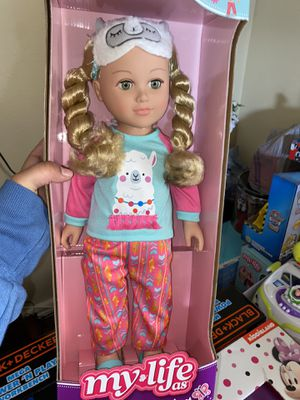 My life doll for Sale in Plano, TX