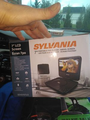 Portable DVD player for Sale in Sedalia, MO