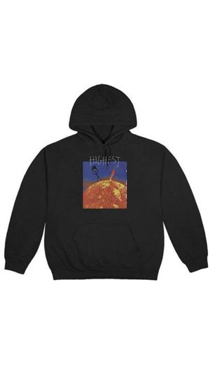 """Travis Scott HITR """"sun"""" hoodie for Sale in Riverside, CA"""