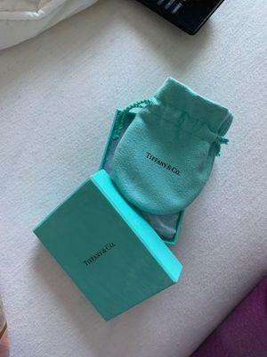 Tiffany & Co. jewelry box for Sale in Dallas, TX