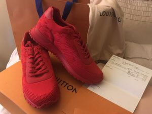 Louis Vuitton Sneaker (REAL*BRAND NEW*NEVER WORN) for Sale in Philadelphia, PA