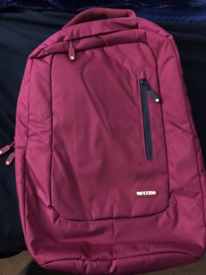 Like new Incase laptop backpack for Sale in Chantilly, VA