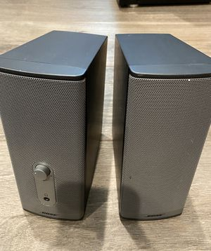 Bose Companion 2 Series II Multimedia Speaker System for Sale in Escondido, CA