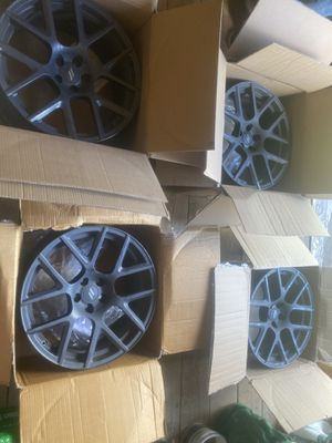 Dodge factory 20/9 inch rims for Sale in Raven, VA