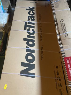 NordicTrack treadmill brand new in a box for Sale in Los Angeles, CA