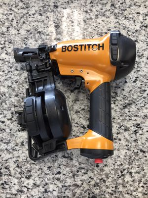 Roofing coil Nailer Bostitch RN46-1 #16191-3 for Sale in Chelsea, MA