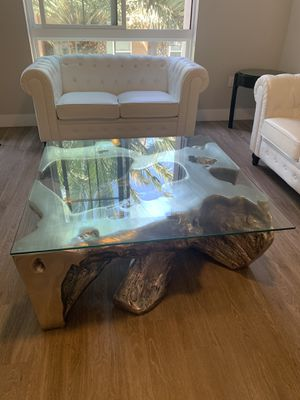 Z Gallerie Coffee Table for Sale in Irvine, CA