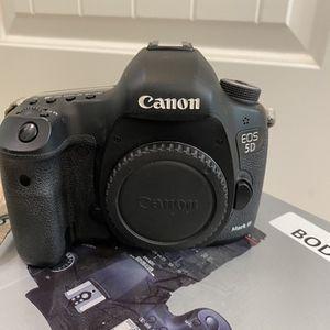 Canon 5d Mark iii Body for Sale in Gilbert, AZ