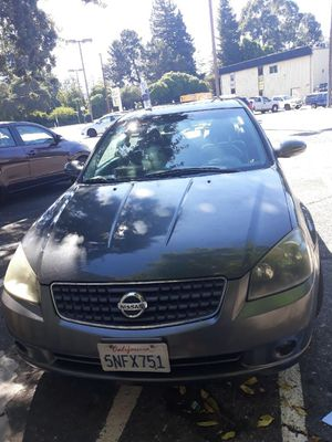 Nissan altima 2005 for Sale in Atherton, CA