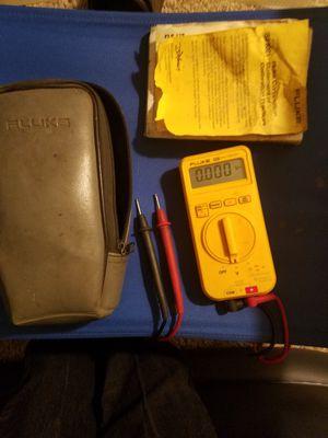 Fluke 12B multimeter for Sale in Crestview, FL