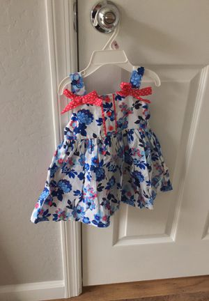 Baby girl floral summer dress / kids clothing for Sale in AZ, US
