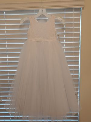 David's Bridal Flower Girl Dress for Sale in Cary, NC
