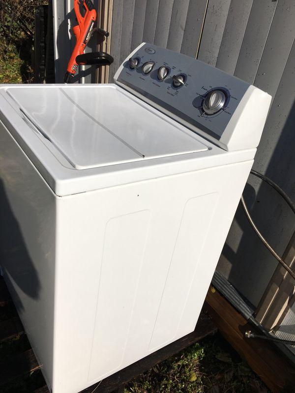 Whirlpool washer and dryer machine, sensor drying.