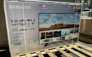 "65"" Samsung 4k UltraHD Smart HDR LED TV for Sale in Chula Vista, CA"