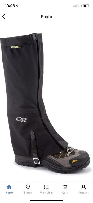 OR Crocodile Gaiters for Sale in San Diego, CA