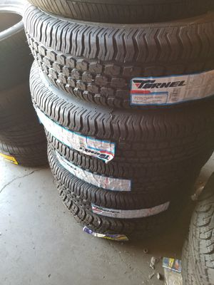 Brand new set of Tornel 235 75 15 for Sale in Phoenix, AZ