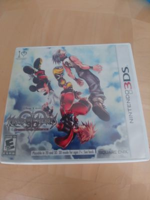 Kingdom Hearts 3DS 2DS for Sale in Victorville, CA