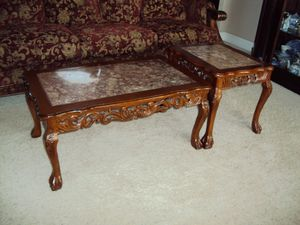 Coffee table & end table for Sale in Abilene, TX