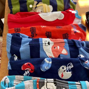 Fleece Baby Boy Pajamas for Sale in Los Gatos, CA