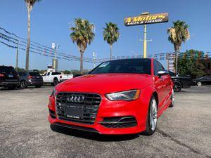 2015 Audi S3 for Sale in San Antonio, TX