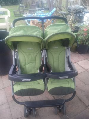 Twins baby strollers. peg Perego for Sale in Upland, CA
