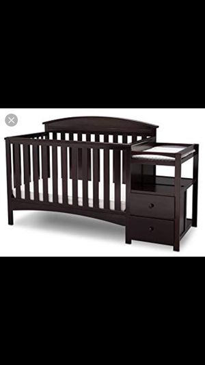Convertible Crib with Matress for Sale in Santa Clara, CA