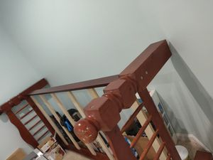 Single Wooden bed for Sale in Ashburn, VA
