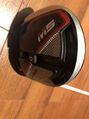 Taylormade M5 Driver left handed for Sale in Escondido, CA