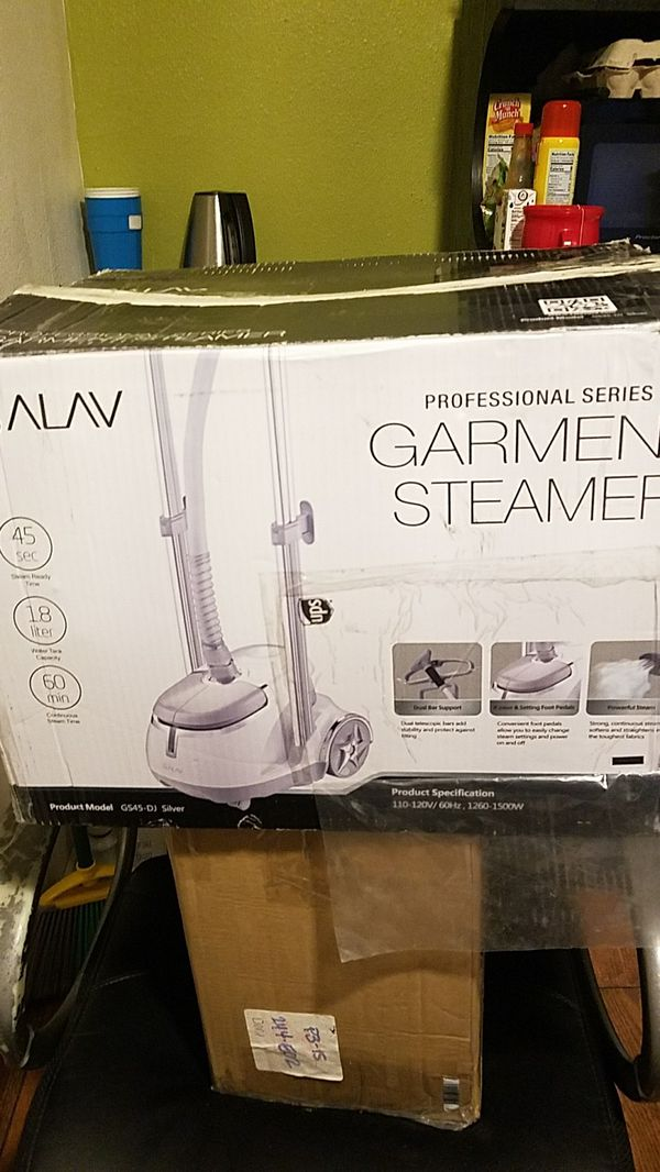 SAW professional steam cleaner