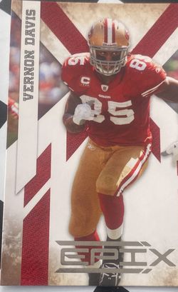 Vernon Davis Football Card for Sale in Richmond,  CA