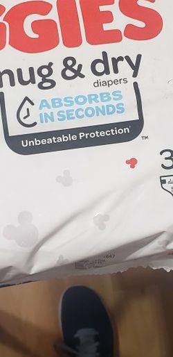 Huggies Diapers Size 3 for Sale in Auburn,  WA