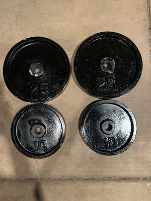 Weight plates for Sale in Chula Vista, CA