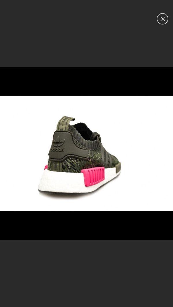 Adidas NMD PRIMKNIT Camo