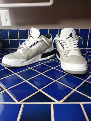 Jordan 3 retro flips custom for Sale in Portland, OR