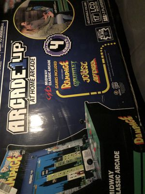 Arcade 1up for Sale in Everett, WA