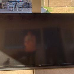SHARP 60 Inch TV for Sale in Tempe,  AZ