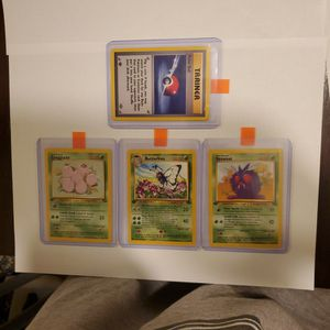 Pokemon JUNGLE lot for Sale in Santa Clarita, CA
