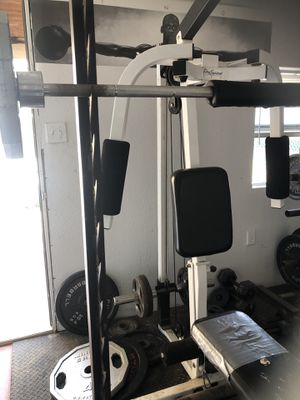 Parabody Pro System 893 Home Gym-USED for Sale in Encinal, TX