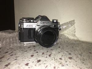 Canon AE-1 Film-camera in perfect condition $110 OBO for Sale in Dallas, TX