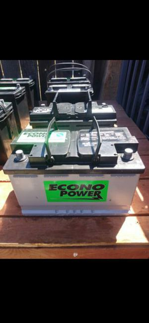 🔋Batteries with WARRANTY! BATERÍAS con GARANTÍA!🔋 for Sale in Anaheim, CA