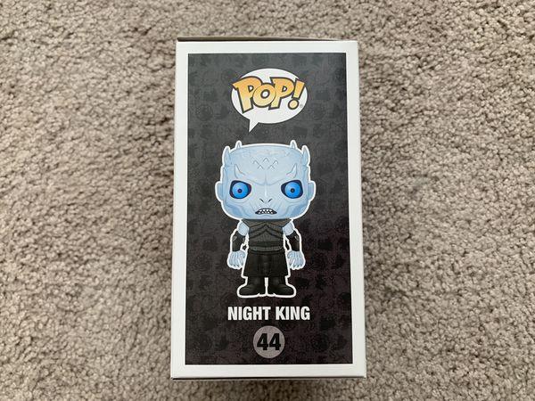 Metallic Night King
