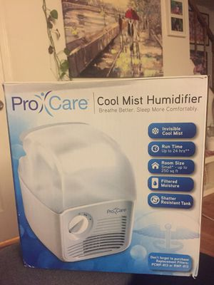 Cool humidifier for Sale in Fairfax, VA